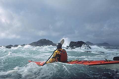 Rough Water Sea Kayaking